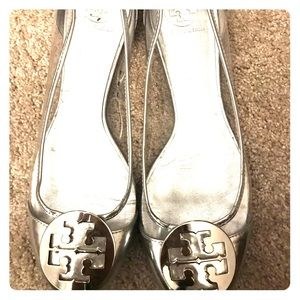 Tory Burch one of a kind flats